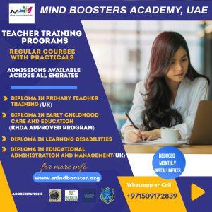 Professional Development Workshop for Teachers UAE