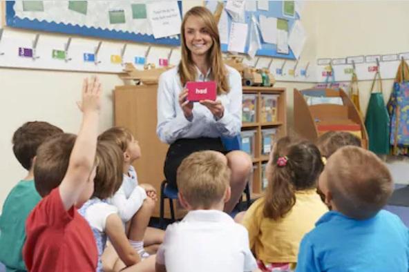 CERTIFIED PHONICS TEACHER TRAINING WORKSHOP