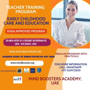 Teaching courses UAE