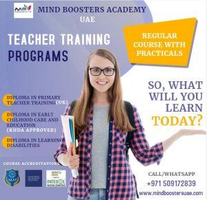 Best Professional Development Workshop for Teachers UAE